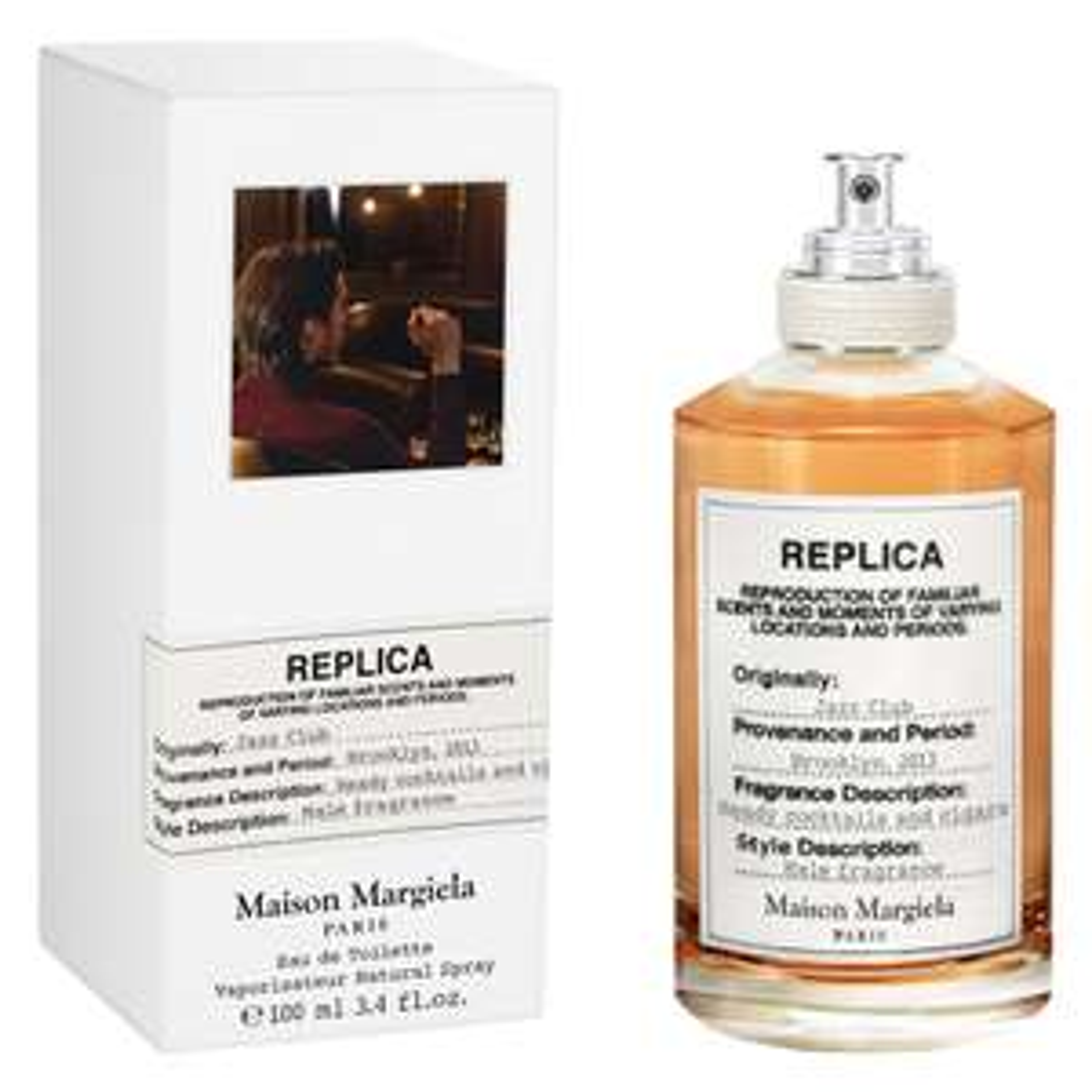 "[Flaconi] Maison Martin Margiela ""Replica Jazz Club"" Eau de Toilette 100ml / Parfum"