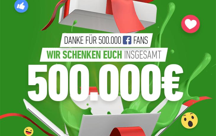 (Deinhandy.de) 50 Euro Gutschein für die ersten 10.000 interessenten