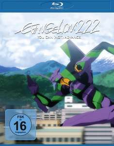 [Prime][BD] Evangelion: 2.22 - You can (not) advance (Blu Ray) 8,22 Euro