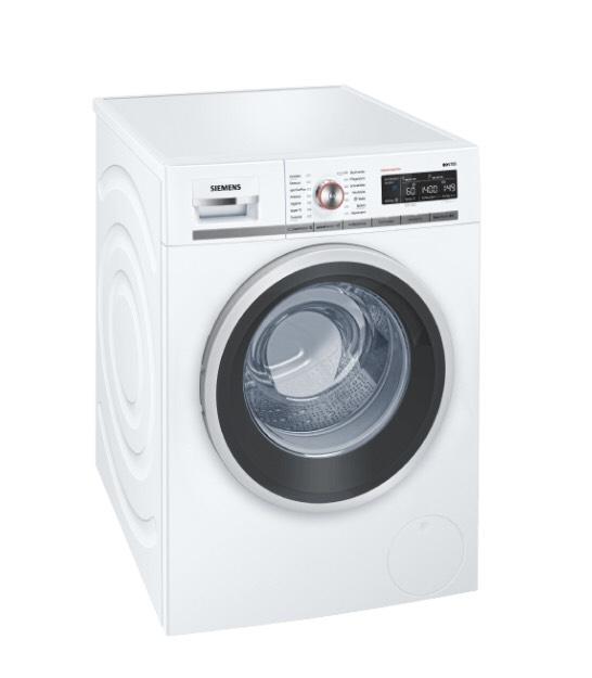 Siemens iQ700 WM14W5FCB, 9kg Waschmaschine, 1400 U/Min, A+++ für 499,- inkl. Lieferung @saturn.de