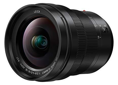 Panasonic Vario-Elmarit 2,8-4,0/8-18 mm ASPH Leica DG Objektiv UWW MFT