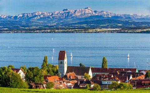 [Bodensee-Ticket] alle 3 Zonen zum Preis von 1 am Wochenende 4./5.5.2019 (einfach 19€, Kleingruppe 38€)