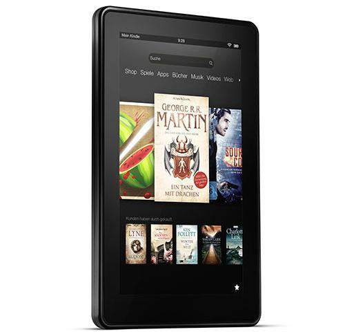 Amazon Kindle Fire vom 23.-26.11. für 129€ (Update: 109€ für Amazon KK Nutzer!)