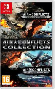 Air Conflicts Collection (Nintendo Switch) für 19,42€ (Shopto)