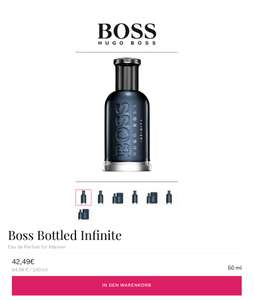 Hugo Boss Infinite Eau de Parfum 50ml über Idealo.de