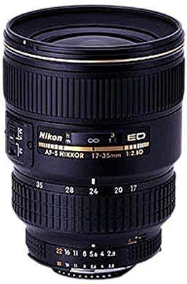 Nikon Nikkor AF-S 17-35mm f2.8