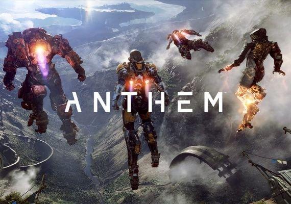 Anthem Origin-Key (multilingual)