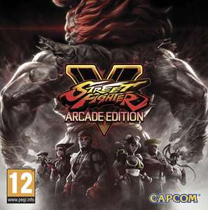 [Steam] Street Fighter V oder Street Fighter V Arcade Edition