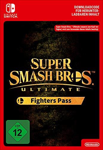 [amazon.de] Super Smash Bros. Ultimate Fighters Pass | Switch - Download Code