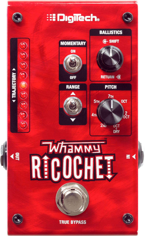 Effektpedal / Pitch Shifter Digitech Whammy Ricochet