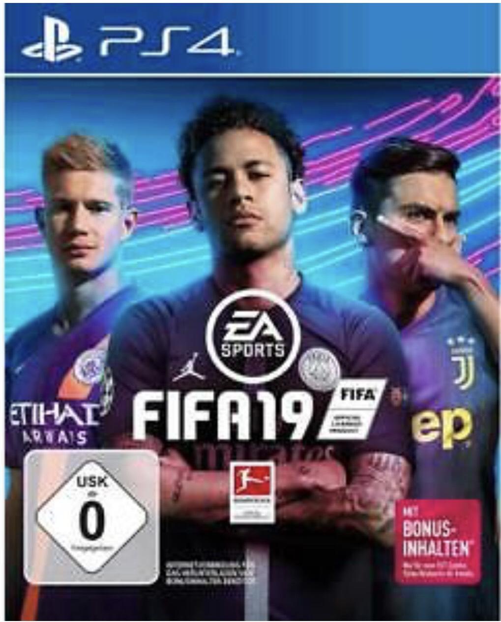 Fifa 19 - PS4 - für 22,99 EUR (Neu, B-Ware)
