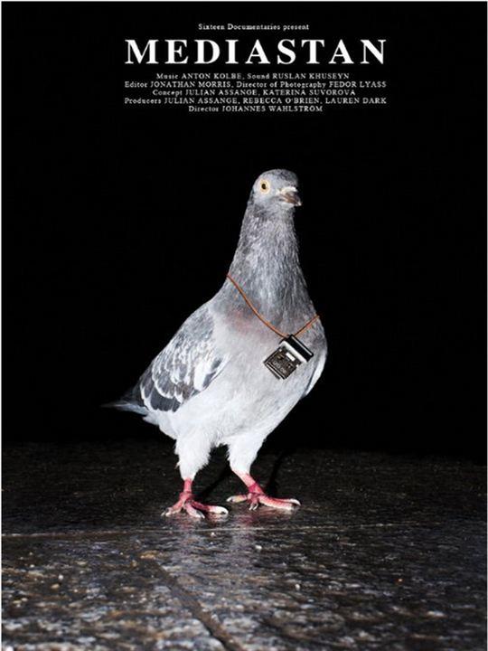 (Mediastan, 2014) Road Movie zur Entstehung von WikiLeaks aus aktuellem Anlass kostenlos!