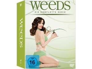 Weeds - Die komplette Serie (DVD) für 22,50€ (Saturn.at)