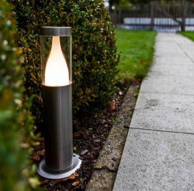 LED-Wegeleuchte Virgo aus Edelstahl von Eco-Light