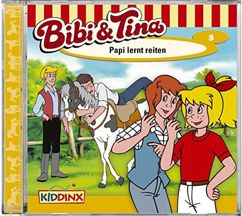 """[Prime] Hörspiele von Bibi & Tina: """"Papi lernt reiten"""" oder """"Tohuwabohu total"""" für je 2,99€"""