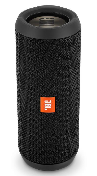 [Otto] JBL Flip 3 Stereo Bluetooth-Lautsprecher (Bluetooth, 16 W, Stealth Edition)