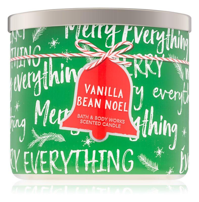 Bath & Body Works Duftkerzen Sale u.a. Vanilla Bean Noel 20,56€ bei (Notino)