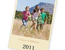 DIN A3-Fotokalender für Mutti zu Weihnachten