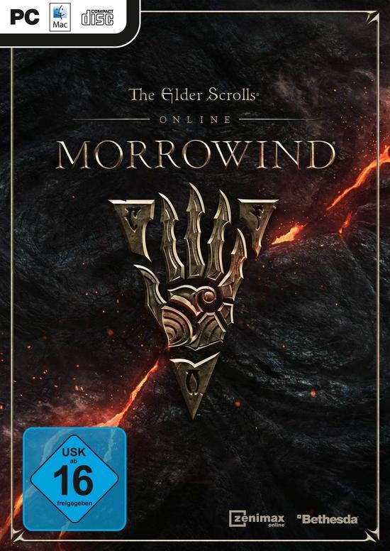 The Elder Scrolls Online: Morrowind Day One Edition (PC) für 7,99€ (GameStop)