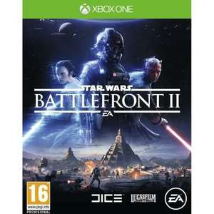Star Wars: Battlefront II (Xbox One) für 7.78€ (Cdiscount)