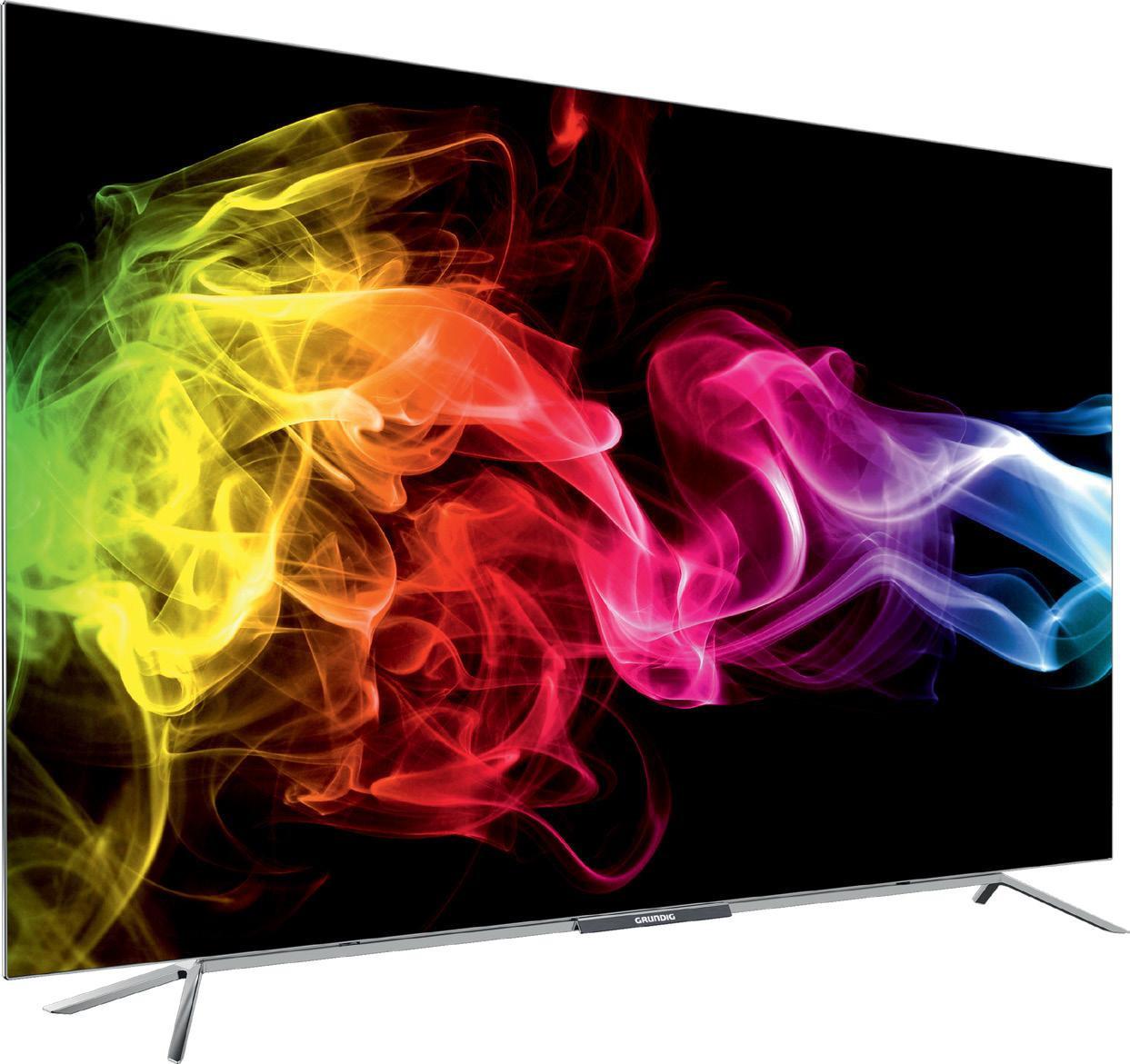 Grundig OLED 65FOC9880 163cm 65 Zoll 4K Ultra HD Fernseher Smart TV für 999,90€ inkl. Versandkosten