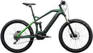 "LIQ Rock Fully 27,5"" Bosch Performance CX Powertube 500 Wh Modell 2019 XT (S,M,L,XL)"