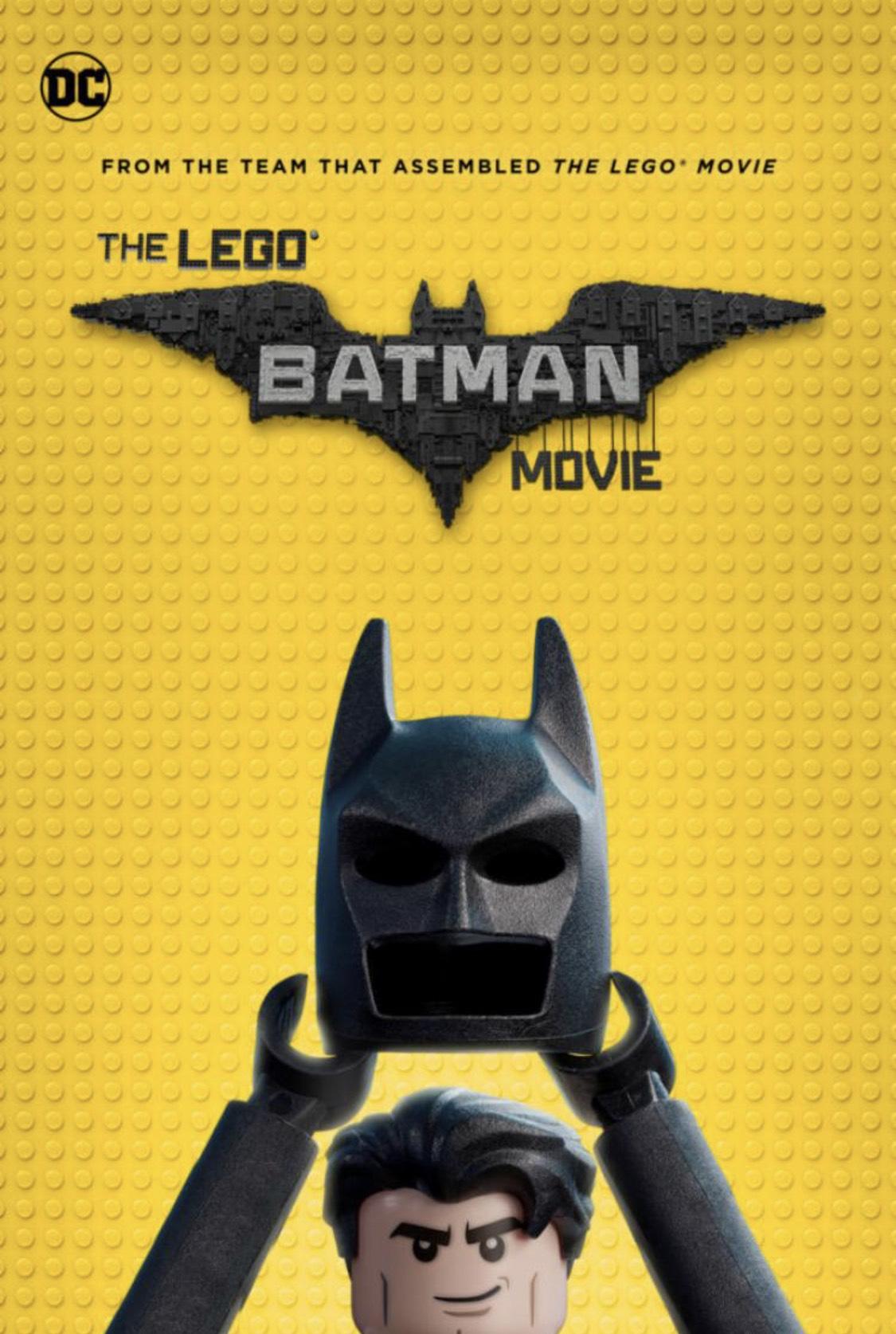 [iTunes] Lego Batman Movie (mit 4K, Dolby Vision, Dolby Atmos, mit OV) für 3,99 zum Kauf