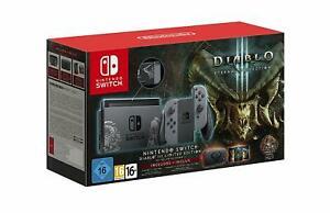 Nintendo Switch Diablo III - Limited Edition Bundle