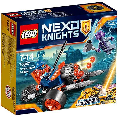LEGO Nexo Knights - Bike der Königlichen Wache (70347) für nur 9,95€ inkl. Versand!