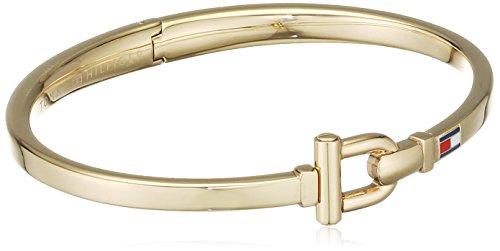 Tommy Hilfiger Damen-Armband Edelstahl Emaille 20 cm-2700829