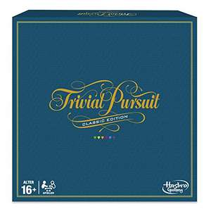 Hasbro Trivial Pursuit - Classic Edition für 17,99€ [Amazon Prime]