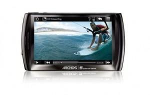 ARCHOS 5 Internet Tablet unter 60€