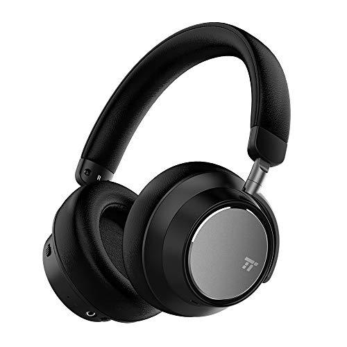 Noise Cancelling-Kopfhörer TaoTronics TT-BH046 (Bluetooth 4.2, bis 20h mit ANC, Schnellladefunktion, Kabelbetrieb möglich, inkl. Tasche)