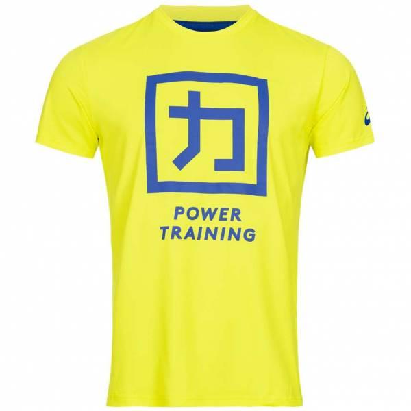 Asics Power Training Shirt (Größen S-2XL)