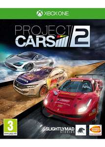 Project Cars 2 (Xbox One) für 11,74€ (Base.com)