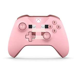 Microsoft Xbox Wireless Controller Minecraft Pig + Gears of War 4 für 38,10€ (Amazon.fr)