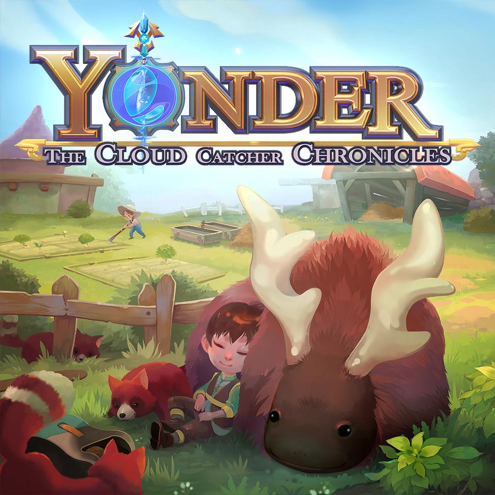 Yonder: The Cloud Catcher Chronicles (Switch) für 17,49€ oder für 14,27€ Südafrika (eShop)