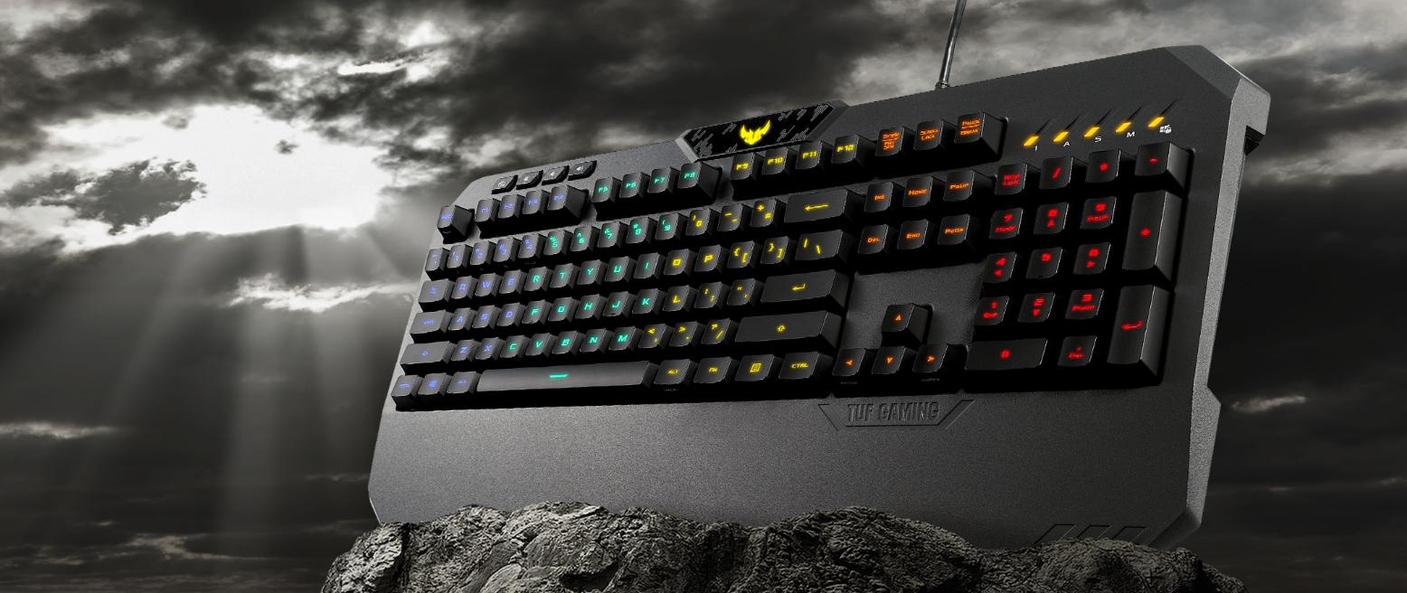 ASUS TUF Gaming K5, Tastatur | BESTPREIS | PAYDIREKT | -20%