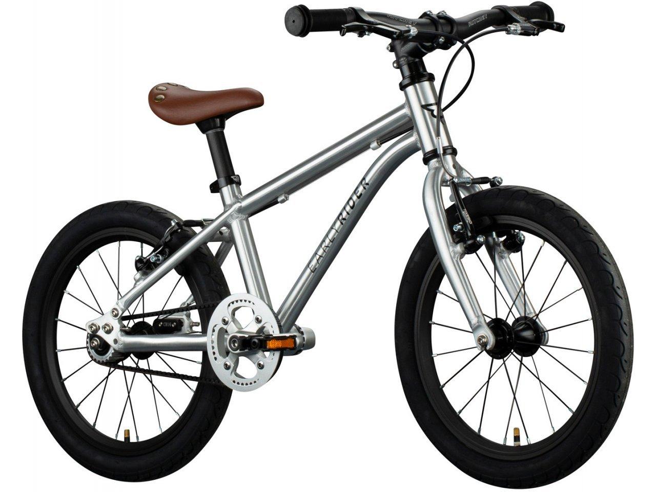 """Early Rider Belter 16"""" Urban - mit 5,6kg sehr leichtes Kinderfahrrad mit Riemenantrieb"""