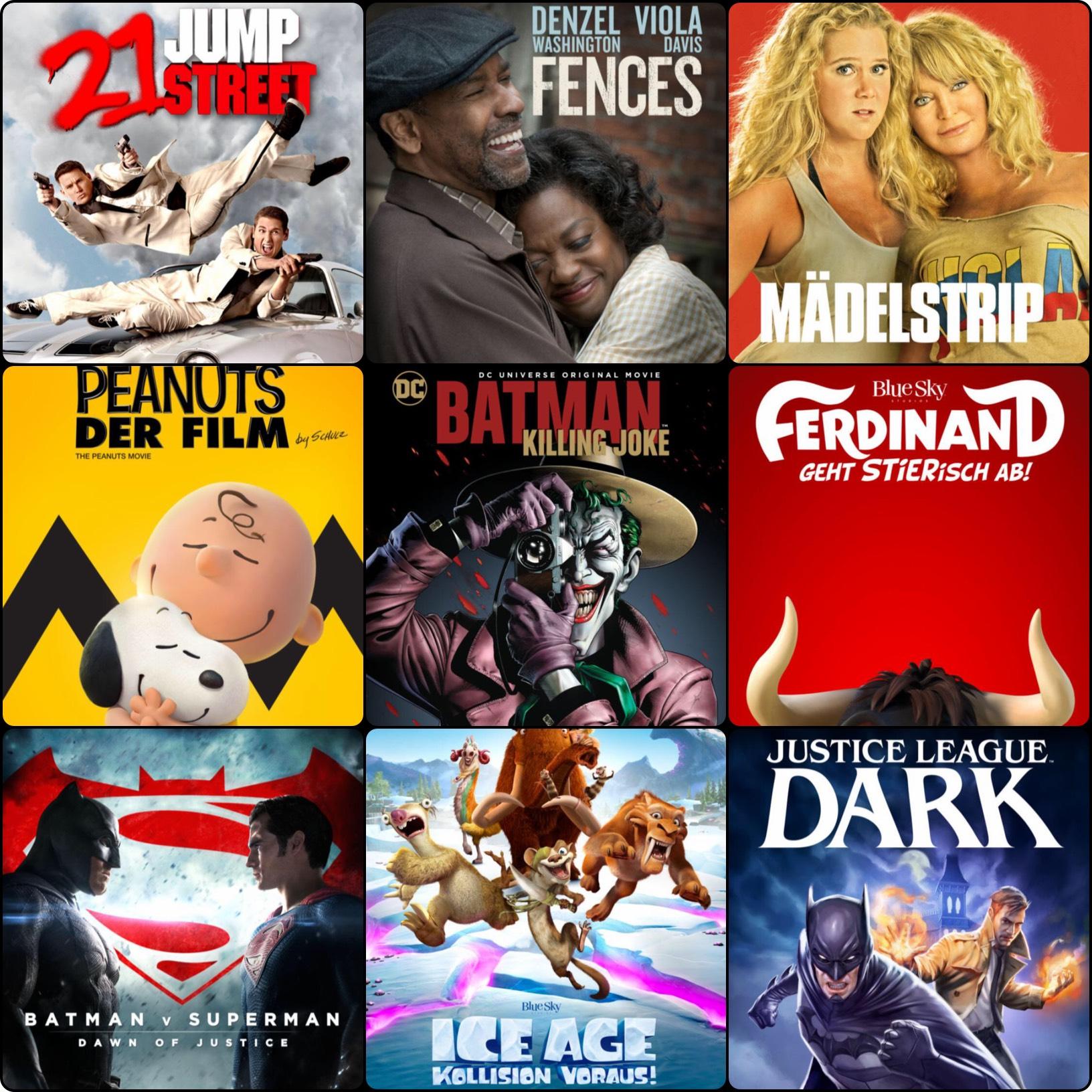 [Sammeldeal] 4K Dolby Vision und Atmos Filme bei iTunes für 3,99€ kaufen