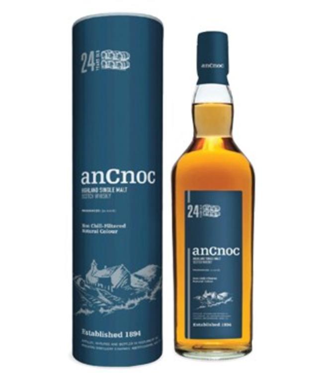 anCnoc 24 Jahre Whisky 46% [whiskysite.nl]