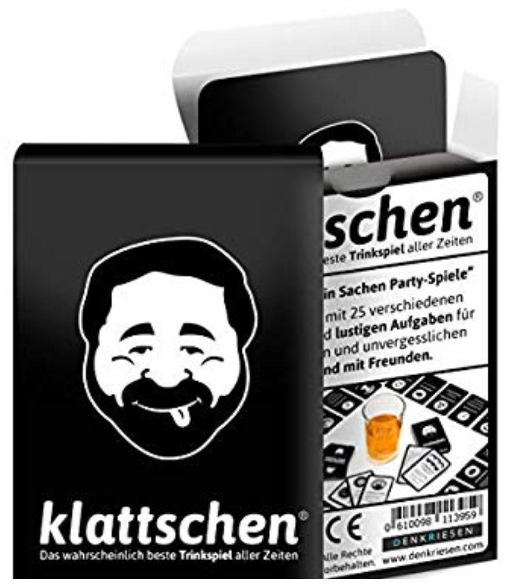 [amazon.de] klattschen - Trinkspiel