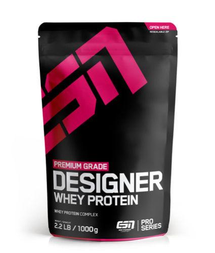 ESN Designer Whey 3KG für 42,9 oder Hardcore 47,80 Euro