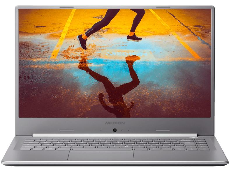 "MEDION AKOYA® S6445, 15.6"", Core™ i5 Prozessor, 8 GB RAM, 1 TB SSD, Intel UHD Graphics 620, Alu-Gehäuse, 1.7kg"