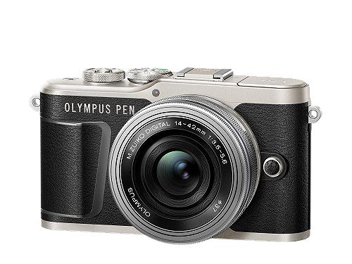 Olympus E‑PL9 Pancake-Kit 12-42mm + M.Zuiko Digital 45mm F1.8 für zusammen 489€ (Einzelpreis sonst 839€)
