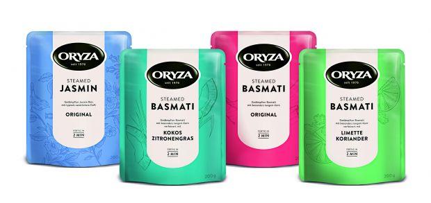 Oryza Steamed Reis 200g (3x 4 Sorten) Gratis mit 0,04€ Gewinn durch Scondoo + Angebot bei Jawoll bis 30.04.2019