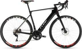 "Cube Agree Hybrid C:62 Race Disc 28""  carbon´n´white 105 E-Rennrad 2019 (53cm)"