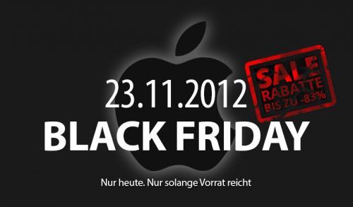 Black Friday bei Comtech, z.B. Apple iPod Touch 4. Gen. 16GB