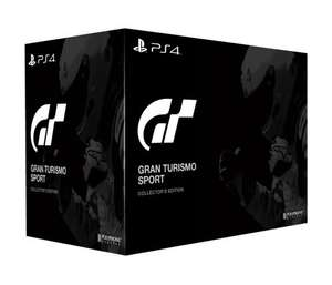 Gran Turismo Sport - Collector's Edition (PS4) für 29,99€ (GameStop)