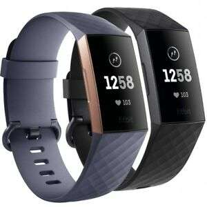 [Ebay WOW!]Fitbit Charge 3 Fitnesstracker Activity Tracker Fitnessarmband Smartwatch